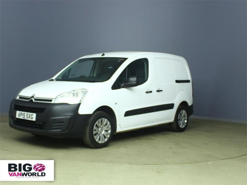 CITROEN BERLINGO 625 HDI 75 L1 H1 ENTERPRISE SWB LOW ROOF - 6663 - 5