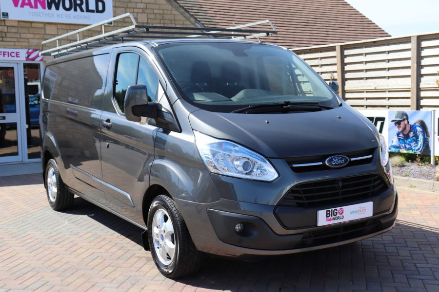 FORD TRANSIT CUSTOM 290 TDCI 125 L2 H1 LIMITED LWB LOW ROOF FWD - 9467 - 3
