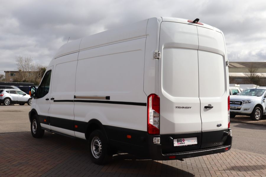 FORD TRANSIT 350 TDCI 125 L4H3 JUMBO HIGH ROOF RWD - 10472 - 8
