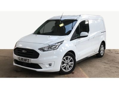 FORD TRANSIT CONNECT 200 TDCI 120 L1H1 LIMITED SWB LOW ROOF - 10914 - 6