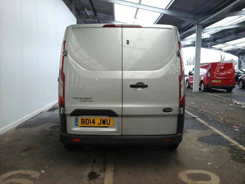 FORD TRANSIT CUSTOM 290 TDCI 100 L1 H1 TREND SWB LOW ROOF FWD - 9175 - 3