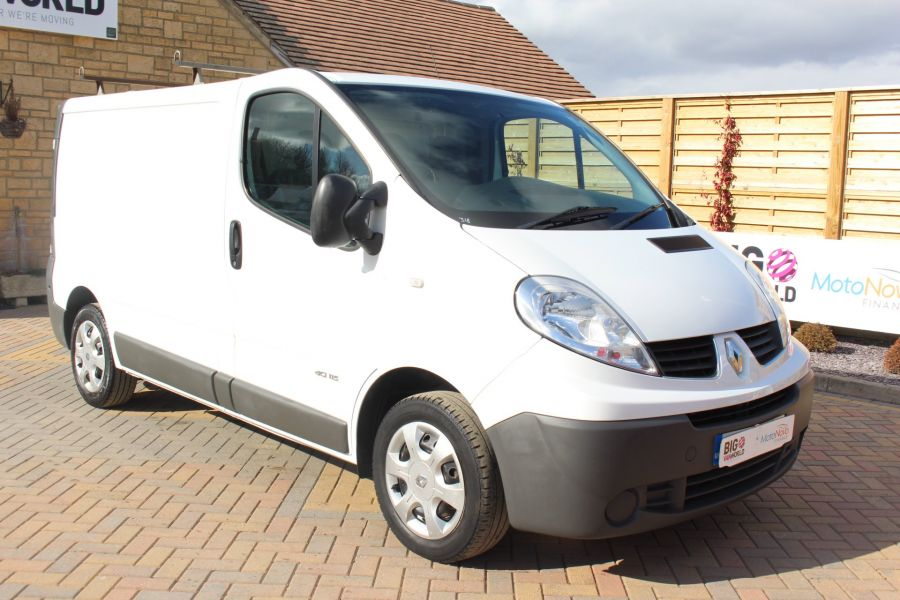 RENAULT TRAFIC SL27 DCI 115 SWB LOW ROOF - 7262 - 3