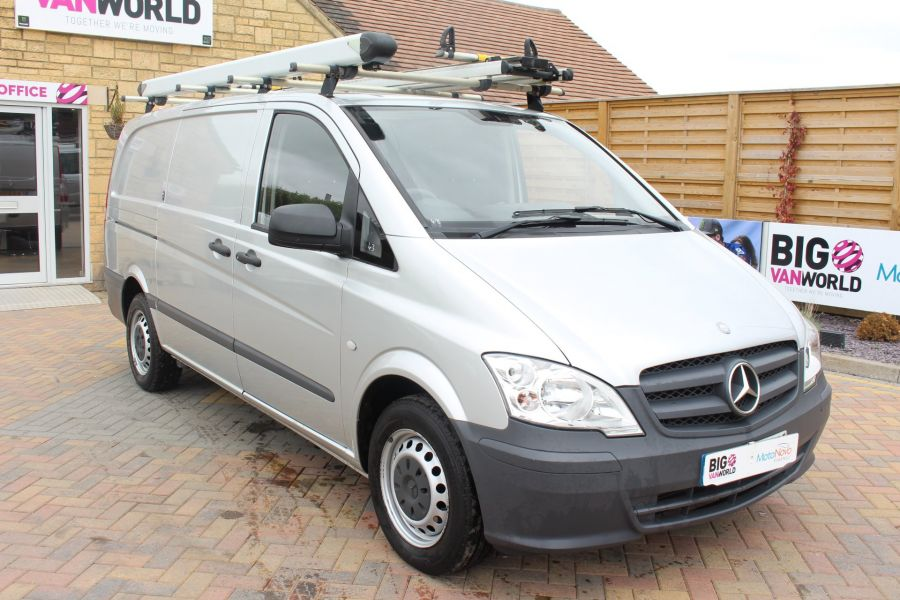 MERCEDES VITO 113 CDI 136 LWB LOW ROOF - 7671 - 1