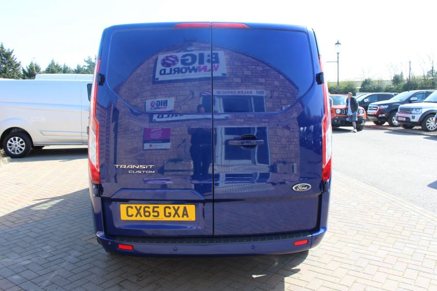 FORD TRANSIT CUSTOM 270 TDCI 155 L1 H1 LIMITED SWB LOW ROOF FWD - 9029 - 6