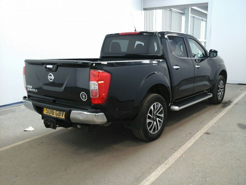 NISSAN NAVARA DCI 190 N-CONNECTA 4X4 DOUBLE CAB - 9734 - 2