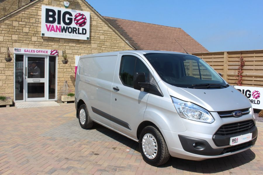 FORD TRANSIT CUSTOM 270 TDCI 100 TREND L1 H1 SWB LOW ROOF - 7163 - 3
