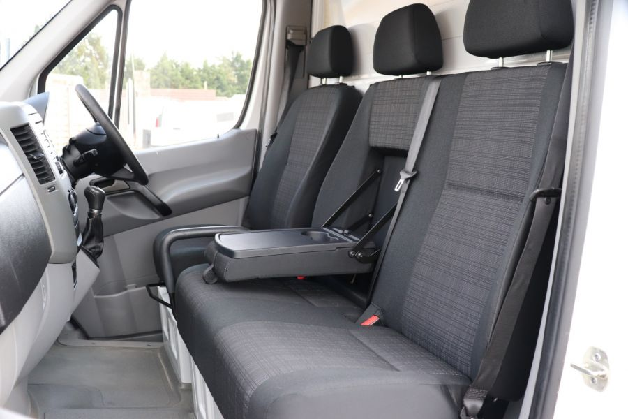 MERCEDES SPRINTER 313 CDI 129 MWB SINGLE CAB CHASSIS - 12092 - 28