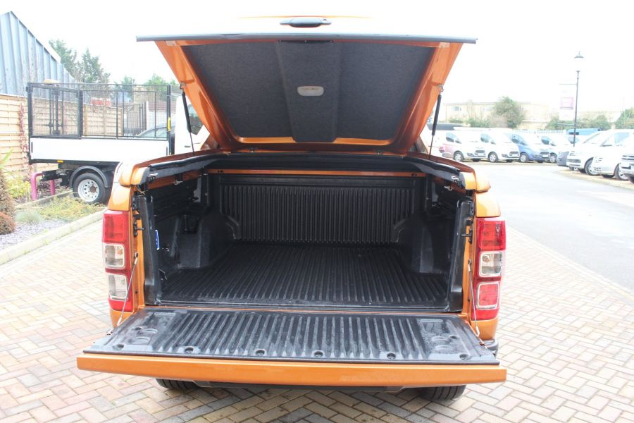 FORD RANGER WILDTRAK 4X4 TDCI 200 DOUBLE CAB - 6921 - 26