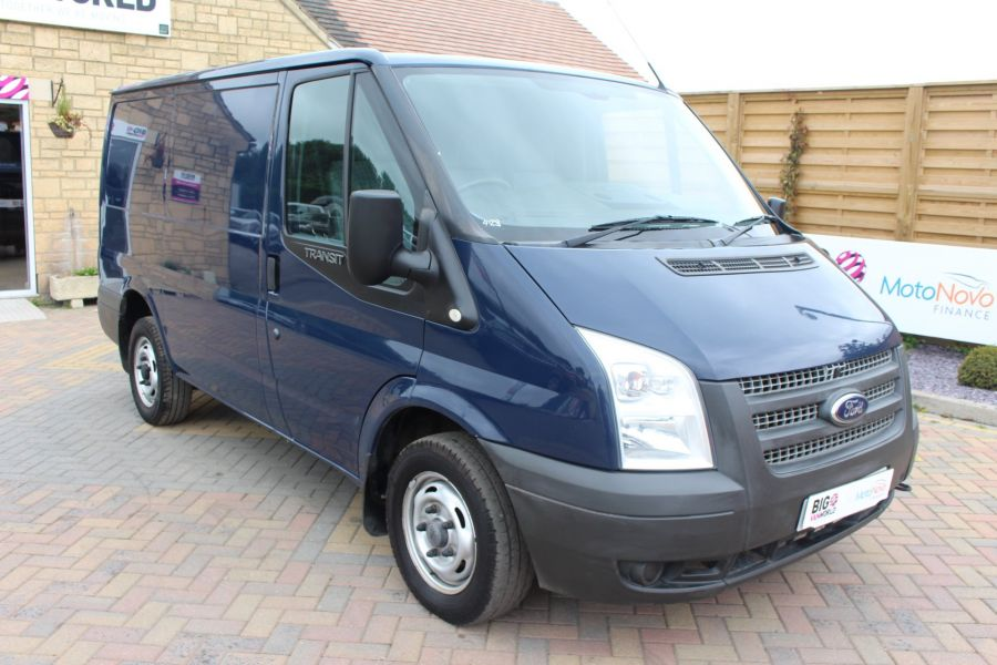 FORD TRANSIT 300 TDCI 125 SWB LOW ROOF FWD - 4530 - 3
