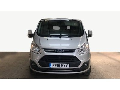 FORD TRANSIT CUSTOM 290 TDCI 130 L1H1 LIMITED SWB LOW ROOF - 11214 - 7