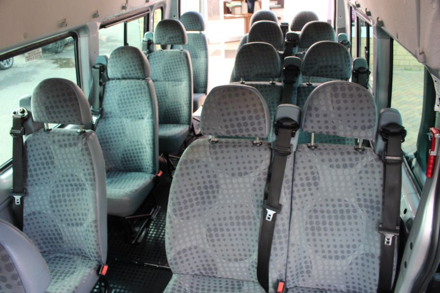 FORD TRANSIT 430 TDCI 135 LWB EL HIGH ROOF 17 SEATS BUS RWD - 6765 - 21
