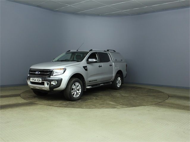 FORD RANGER WILDTRAK 4X4 TDCI 197 DOUBLE CAB WITH TRUCKMAN TOP - 7516 - 5