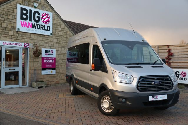 Used FORD TRANSIT in Used Vans Swindon for sale