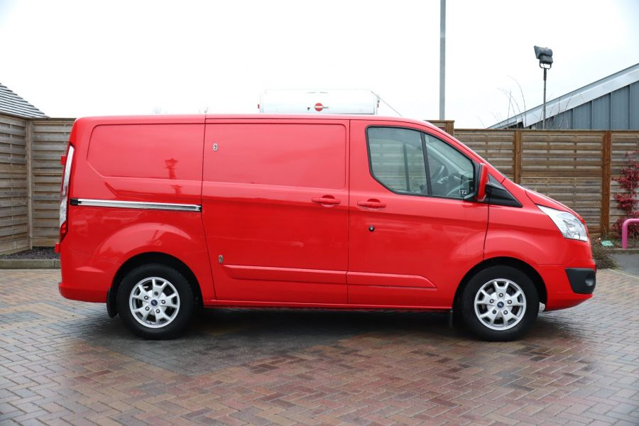 FORD TRANSIT CUSTOM 290 TDCI 125 L1H1 LIMITED SWB LOW ROOF FWD - 11904 - 7