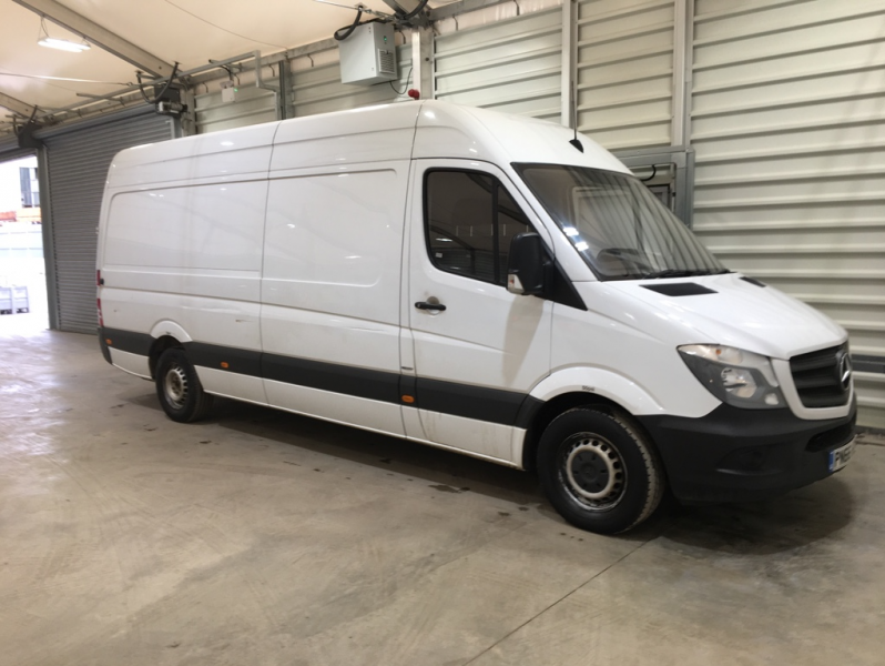MERCEDES SPRINTER 314 CDI 140 LWB HIGH ROOF - 10890 - 1
