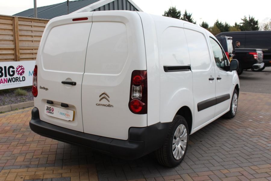 CITROEN BERLINGO 750 HDI 90 L2 H1 LX LWB LOW ROOF - 8454 - 5