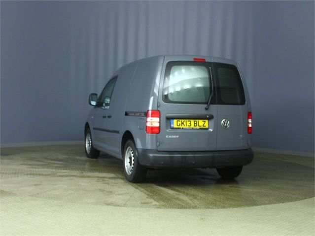 VOLKSWAGEN CADDY C20 TDI 102 BLUEMOTION - 7099 - 4