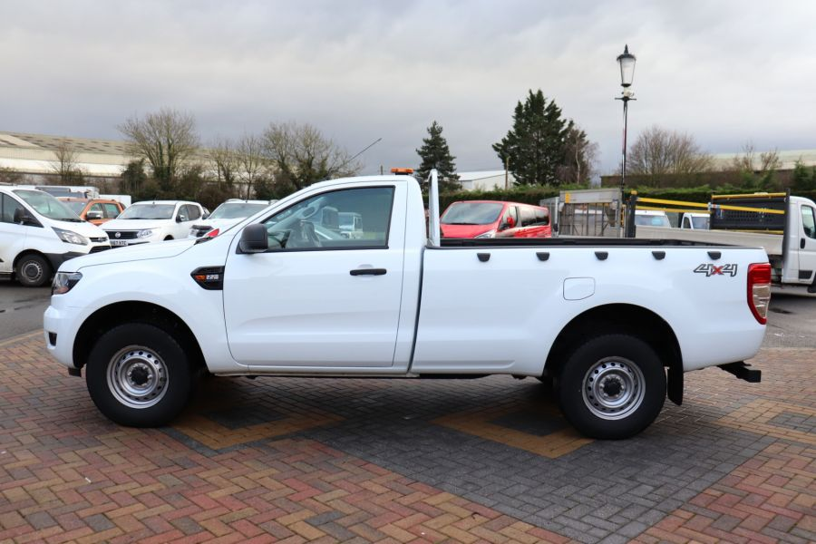 FORD RANGER 2.0 TDCI 170 XL SINGLE CAB ECOBLUE - 12021 - 10