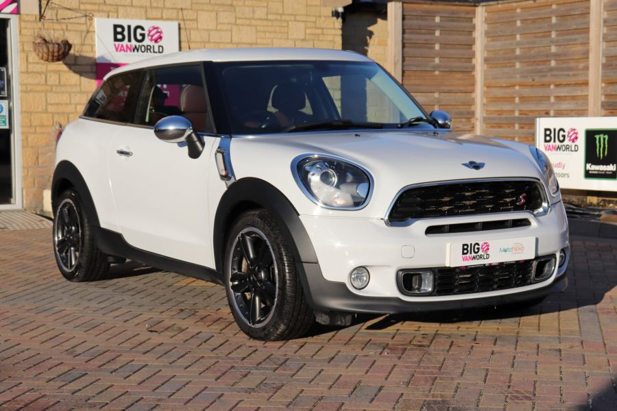 MINI PACEMAN COOPER 2.0 SD 143 ALL4 AUTO - 11657 - 1