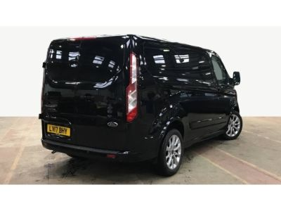 FORD TRANSIT CUSTOM 290 TDCI 170 L1H1 LIMITED SPORT SWB LOW ROOF - 10713 - 3