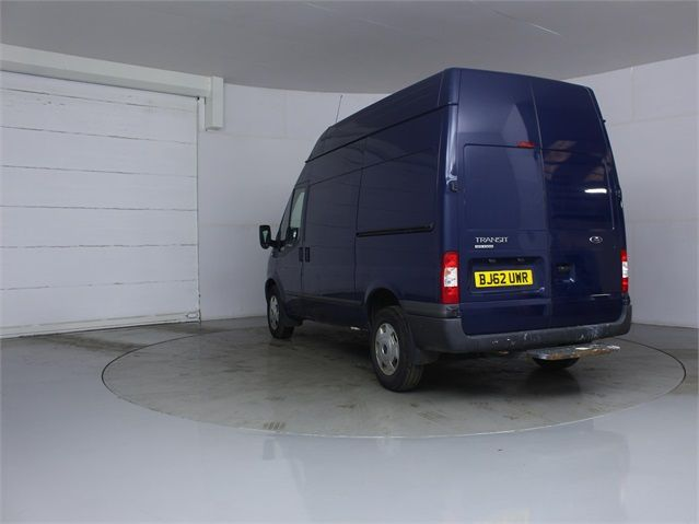 FORD TRANSIT 350 TDCI 125 TREND MWB HIGH ROOF FWD - 7038 - 5
