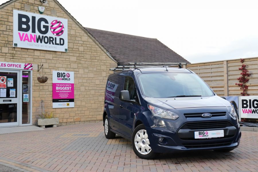FORD TRANSIT CONNECT 210 TDCI 100 L2H1 TREND LWB LOW ROOF - 11620 - 5
