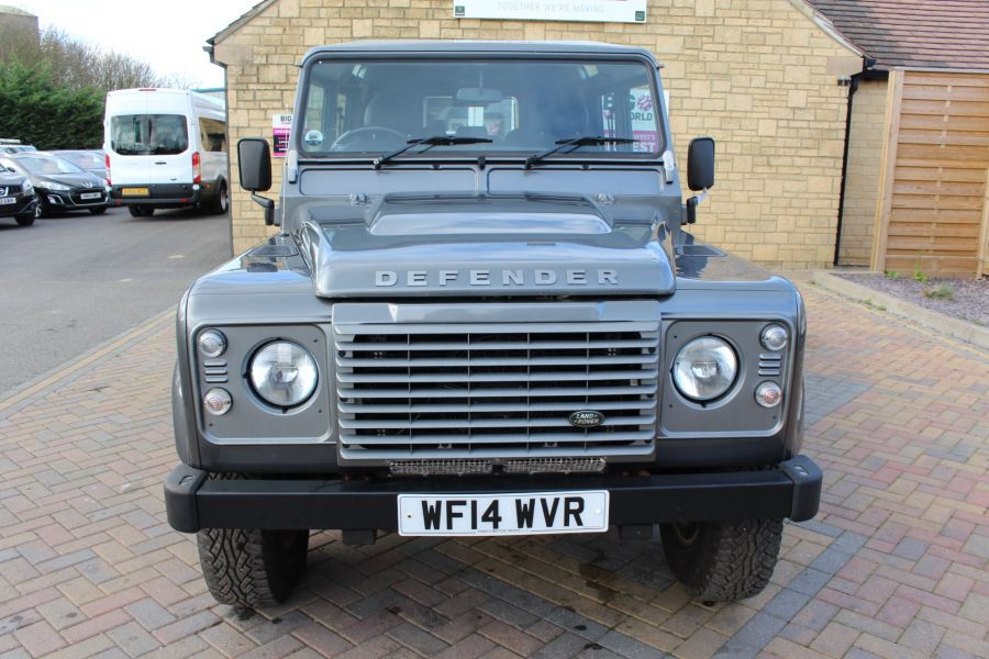 LAND ROVER DEFENDER 110 TD XS UTILITY WAGON 5 SEAT DOUBLE CAB - 8382 - 9