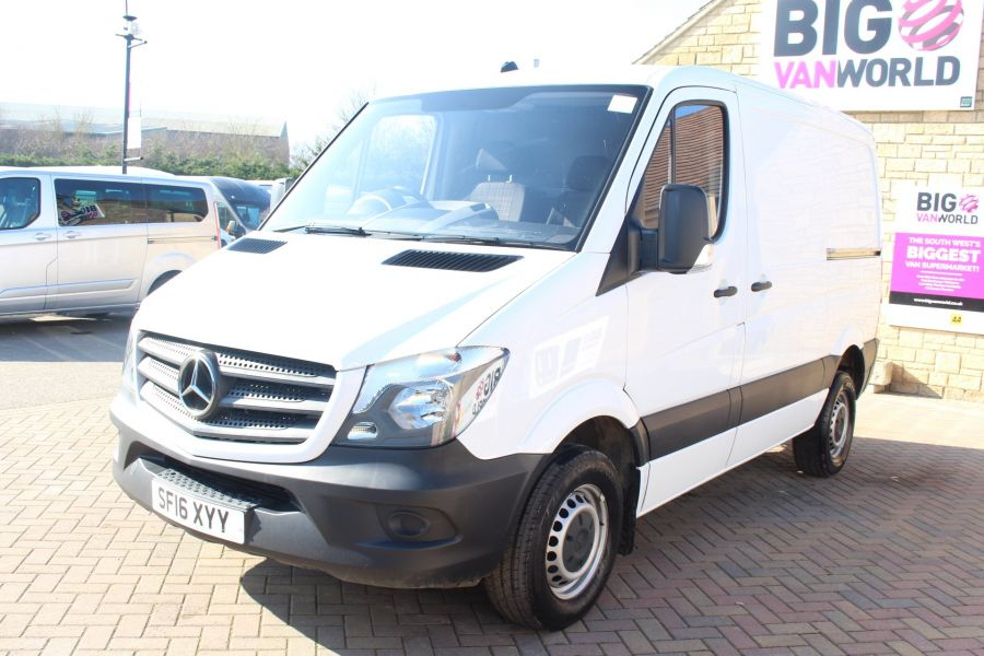 MERCEDES SPRINTER 313 CDI SWB STANDARD LOW ROOF - 8790 - 8