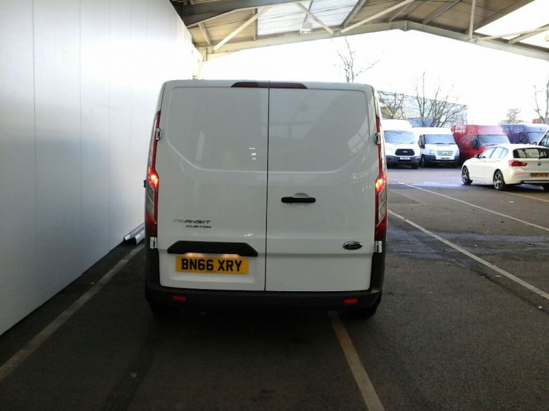 FORD TRANSIT CUSTOM 290 TDCI 105 L1 H1 SWB LOW ROOF FWD - 8880 - 3