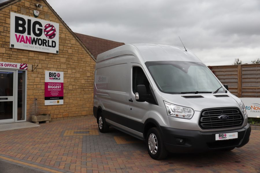 FORD TRANSIT 310 TDCI 125 L3H3 TREND LWB HIGH ROOF - 9548 - 1