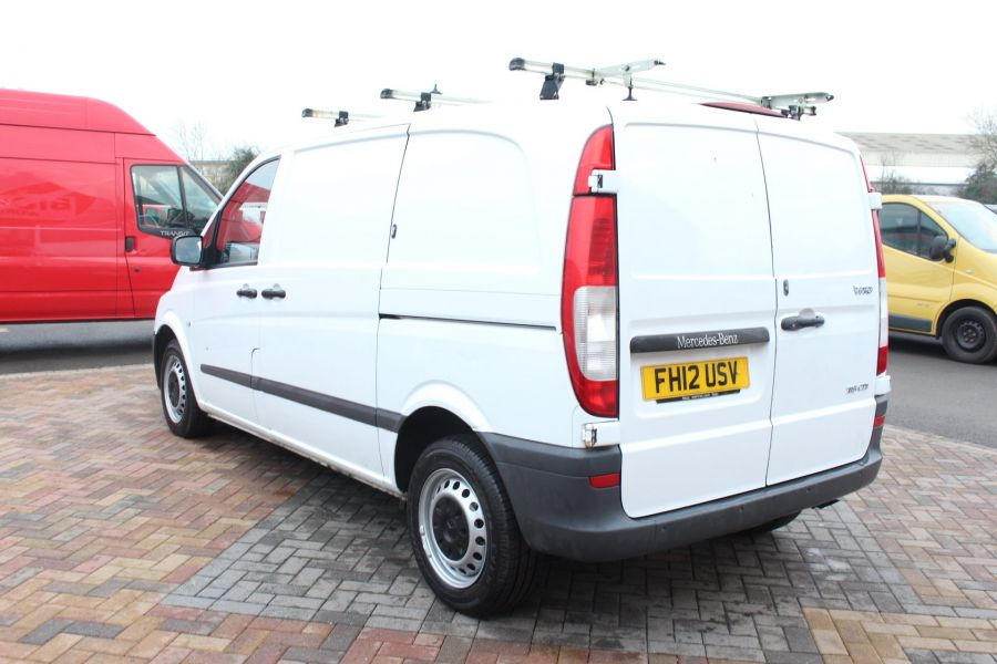 MERCEDES VITO 113 CDI 136 COMPACT SWB LOW ROOF - 7100 - 7