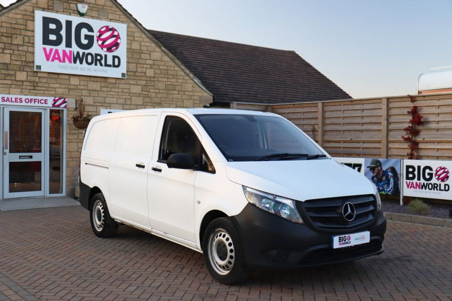MERCEDES VITO 111 CDI 114 LWB LOW ROOF - 11996 - 3