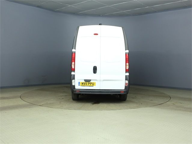 RENAULT TRAFIC LH29 DCI 115 LWB HIGH ROOF - 7435 - 3