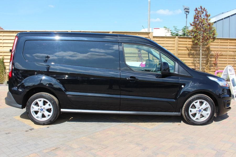 FORD TRANSIT CONNECT 240 TDCI 115 L2 H1 LIMITED LWB LOW ROOF - 6691 - 4