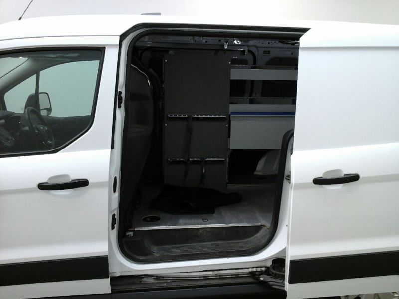 FORD TRANSIT CONNECT 240 TDCI 95 L2H1 TREND LWB LOW ROOF - 9741 - 11