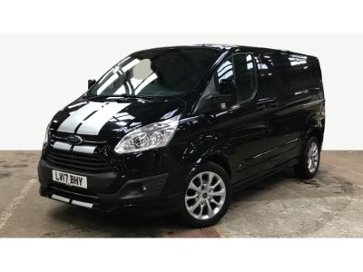 FORD TRANSIT CUSTOM 290 TDCI 170 L1H1 LIMITED SPORT SWB LOW ROOF - 10713 - 6
