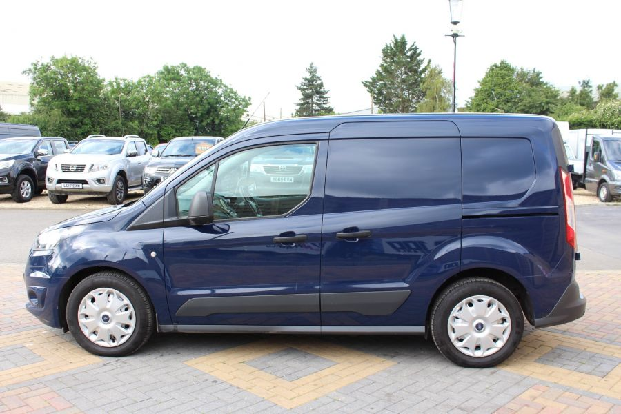 FORD TRANSIT CONNECT 220 TDCI 95 L1 H1 TREND SWB LOW ROOF - 9416 - 8