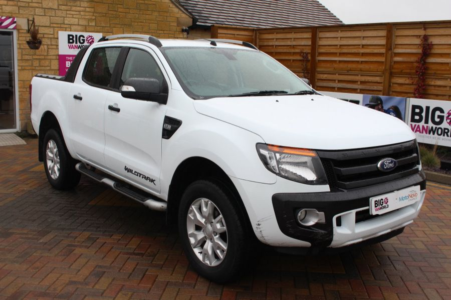 FORD RANGER WILDTRAK 4X4 TDCI 197 DOUBLE CAB - 7391 - 3