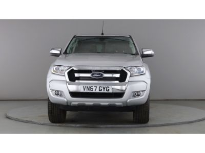 FORD RANGER TDCI 160 LIMITED 4X4 DOUBLE CAB WITH TRUCKMAN TOP - 10906 - 9