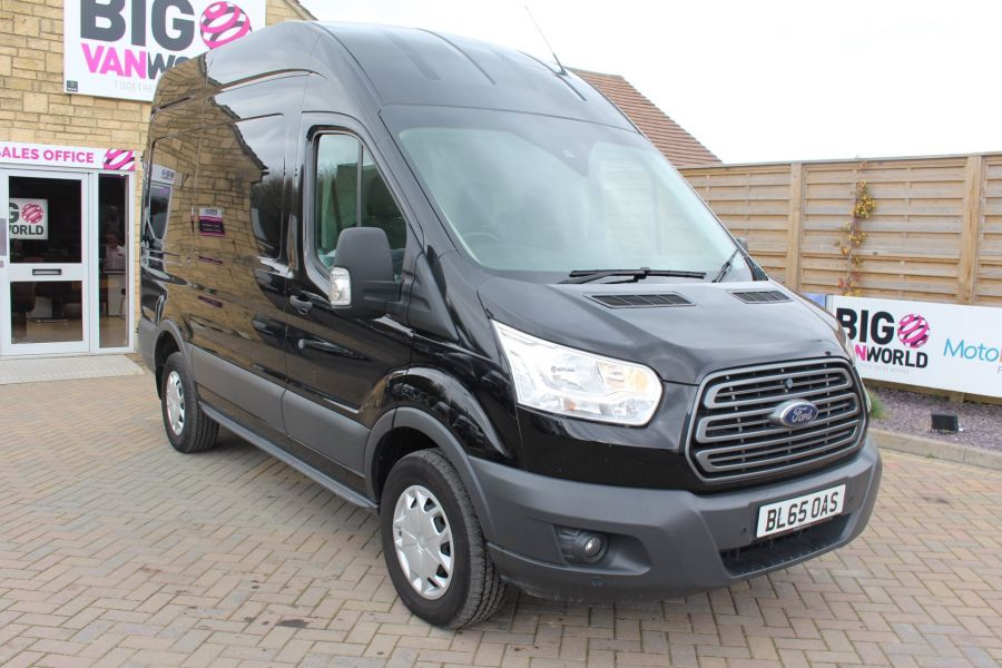 Used Ford Transit 350 Tdci 125 L2 H3 Trend Mwb High Roof
