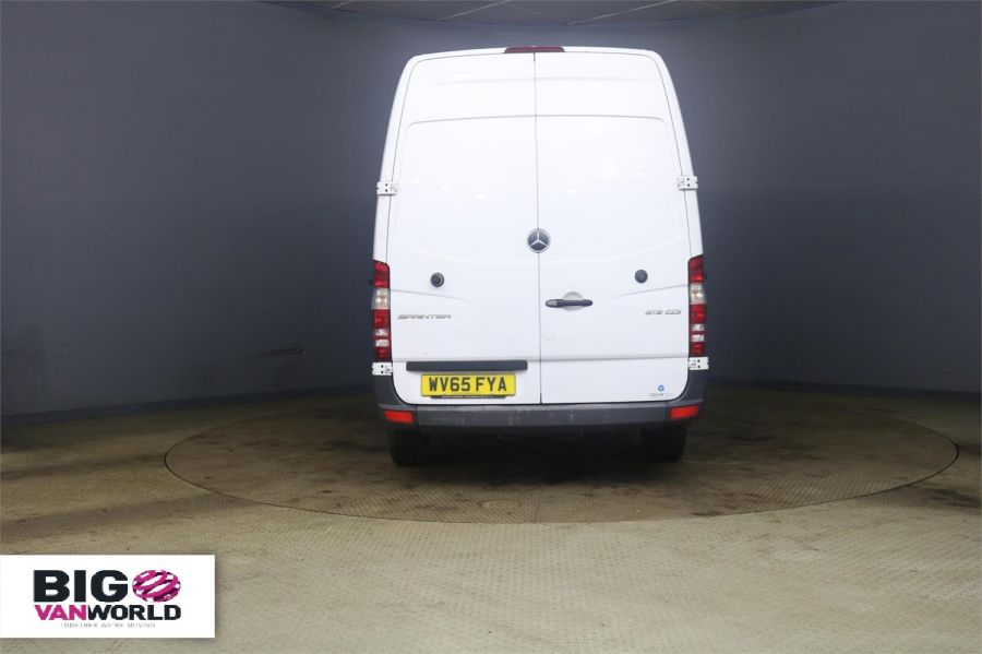 MERCEDES SPRINTER 313 CDI 129 MWB HIGH ROOF FRIDGE / FREEZER WITH OVERNNIGHT - 10181 - 3