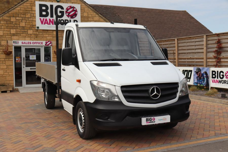 MERCEDES SPRINTER 313 CDI 129 MWB SINGLE CAB NEW BUILD ALLOY TIPPER - 11018 - 5