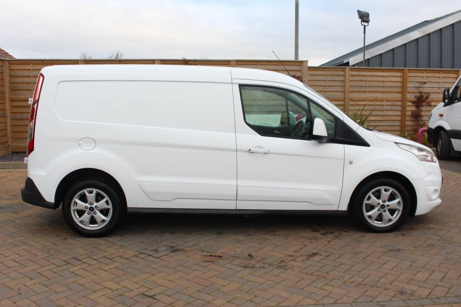 FORD TRANSIT CONNECT 240 TDCI 115 L2 H1 LIMITED LWB LOW ROOF - 8671 - 4