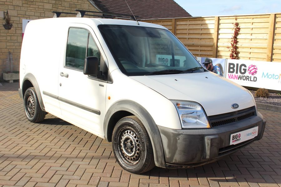 FORD TRANSIT CONNECT T200 TDDI 75 SWB - 7281 - 3