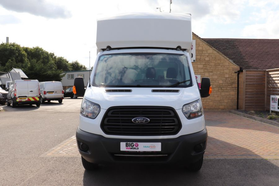 FORD TRANSIT 350 TDCI 170 L4 'ONE STOP' LUTON WITH TAIL LIFT DRW RWD  - 9531 - 10
