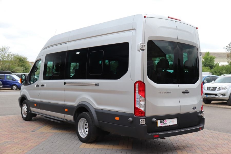 FORD TRANSIT 460 TDCI 155 L4H3 17 SEAT BUS HIGH ROOF DRW RWD - 11322 - 10