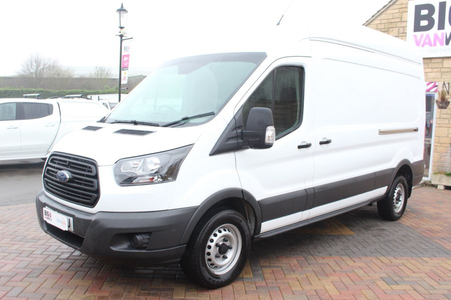 FORD TRANSIT 350 TDCI 170 L3 H3 LWB HIGH ROOF EURO 6 - 7154 - 7