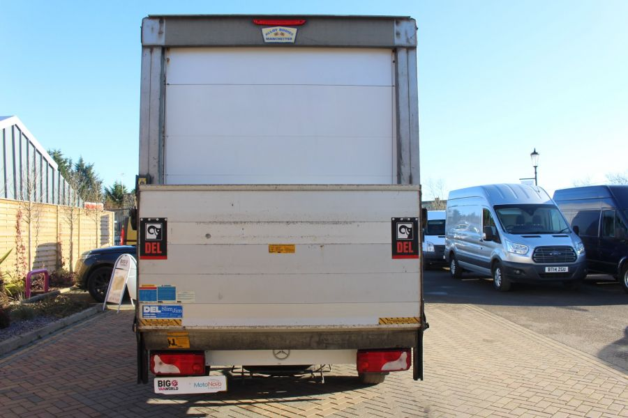 MERCEDES SPRINTER 313 CDI LWB CURTAIN SIDE BOX WITH TAIL LIFT - 6946 - 5