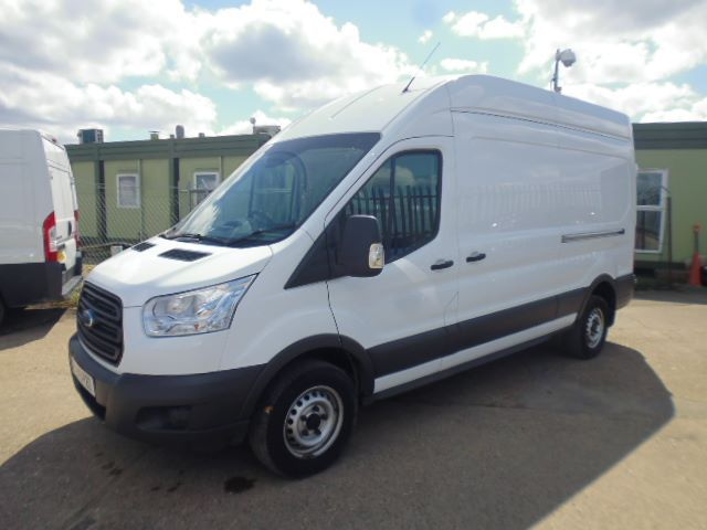 FORD TRANSIT 350 TDCI 125 L3 H3 LWB HIGH ROOF - 6322 - 6