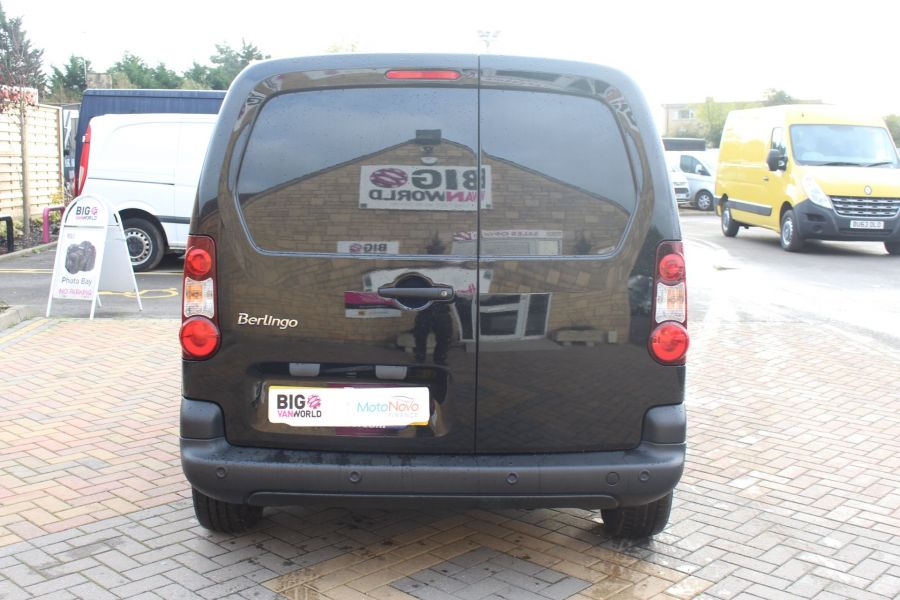 CITROEN BERLINGO 625 HDI 75 ENTERPRISE L1 H1 SWB LOW ROOF - 6794 - 6